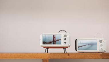 Retroduck, iPhone dokkoló állomás