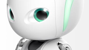 Egy robot mind fölött...