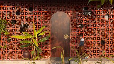 Népi építészet modern megoldásokkal Vietnamban