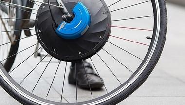 UrbanX, elektromos kerékpár kerék