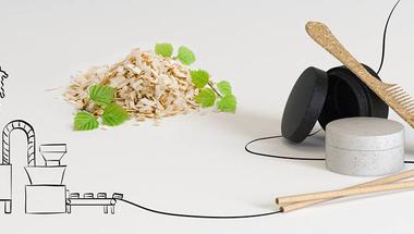 Sulapac, a műanyag fenntartható alternatívája