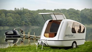 Sealander, kényelmes utazás szárazföldön és vízen