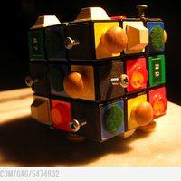 Fantasztikus Rubik-kocka látássérülteknek
