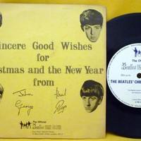 Karácsonyi üdvözletek a Beatles-től