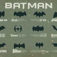 A Batman logók fejlődéstörténete