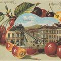 Postai levelezőlapok 1869-től