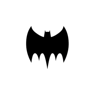 2. batman-logo-1965 Batman Cover Image, DC Comics issue 170.jpg