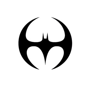 9. batman-logo-1993 Batman Nightfall, issue 19 DC Comics cover logo.jpg
