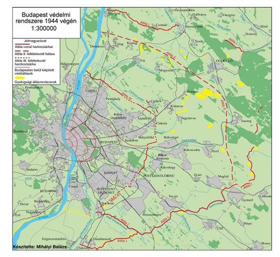 budapest ostroma térkép Budapest ostroma   Pintada budapest ostroma térkép