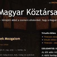 Virtuális Magyar Köztársaság - piréz menedék