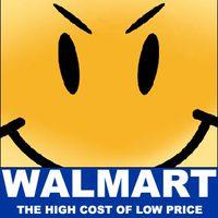 A Wal-Mart megszívta