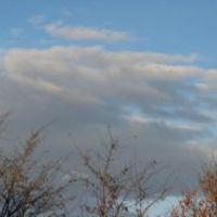 Száguldózó bárányfelhők