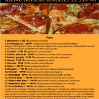 Nyissunk pizzázót II.
