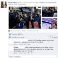 Orbán Facebook oldalán is működik a cenzúra!
