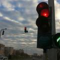 A közlekedési lámpák