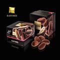 Tonkababos tejcsokoládéval és kakaóporral bevont Avola-i mandula -  avagy a desszertorgia