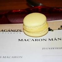 Macaron mánia - Csillagánizs