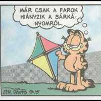 Alpári Garfield - a 100. rész