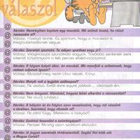 Alpári Garfield válaszol