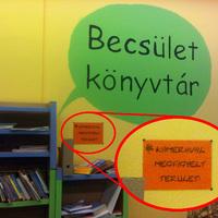 Becsület könyvtár