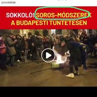 A kormány fizetett facebook hirdetésekben terjeszt álhíreket a tüntetőkről