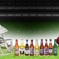 Az NFL csapatok kedvenc sörei