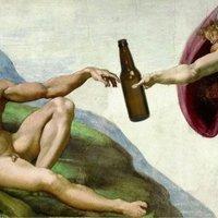 A sör istenei és védőszentjei