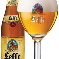 Leffe Blonde - Flamandország különlegessége