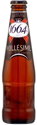 Kronenbourg 1664 Millesime - A legjobb lager sör - Pivoblog