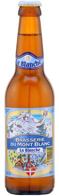 Mont Blanc La Blanche - A legjobb búza sör - Pivoblog