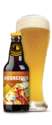 amerikai sör Audacious Apricot Ale