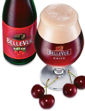 belga sör Belle-Vue Kriek