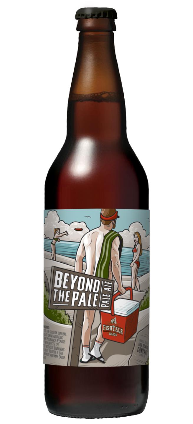 Fish Tale Ales Beyond The Pale Ale - A világ legjobb s9re - Pivoblog