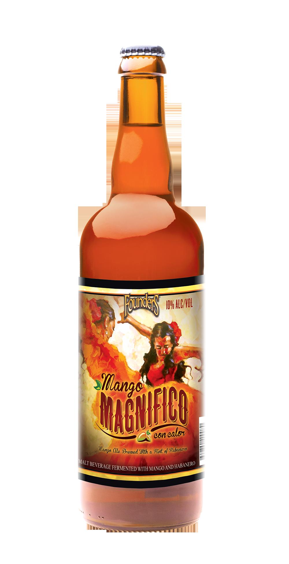 Mango Magnifico - Pivoblog, Minden ami sör