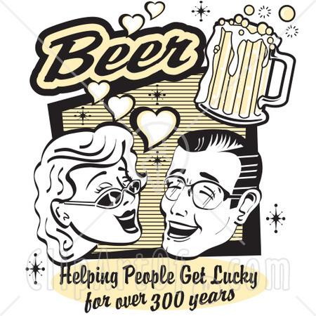 világ legelső sörreklámja