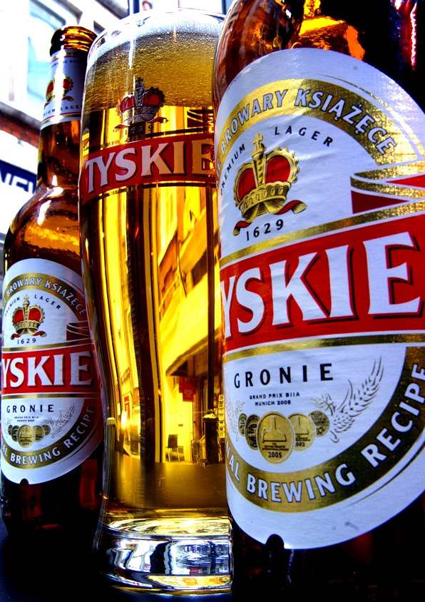 Lengyel sör tyskiee