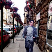 James Dean in Budapest! #jamesdean #stendeen #budapest #pannonia #badits #beers&books