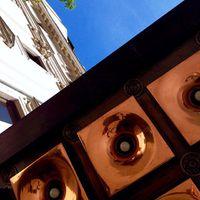 Budapest Hilton Hotel. #budapest #hilton #hotels #structure #entrance #buda #duna #hungary