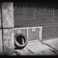 #rubber #bw #bwphotography #badits #structure #streetphotography #streetart #budapest #hungary