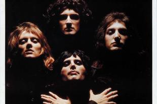 Queen Bohemian Rhapsody plakát