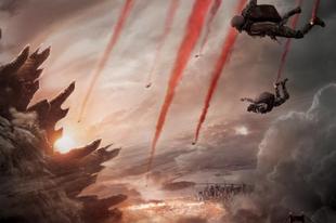 Godzilla filmplakátok-Godzilla movie posters