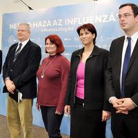 2016-ban is elindult az influenza ellenes kampány