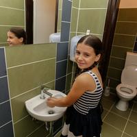 Domestos Restroom Renovation Campaign