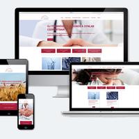 Responsive web design a Synlab új weboldalán
