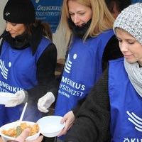 16. alkalommal indult útjára a Szeretet.éhség jótékonysági akció