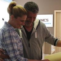 Sági Szilárd és kedvese lombik programba kezdtek a Versys Klinikán