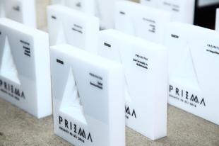 Arany és ezüst Prizma díjat nyertünk