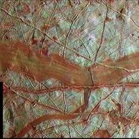 Új kép a Jupiter Európé holdjáról