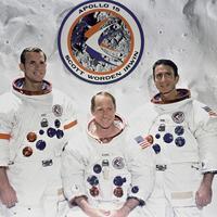 42 évvel ezelőtt szállt le a Holdra az Apollo–15