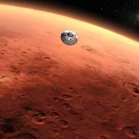 Oroszok a Marson